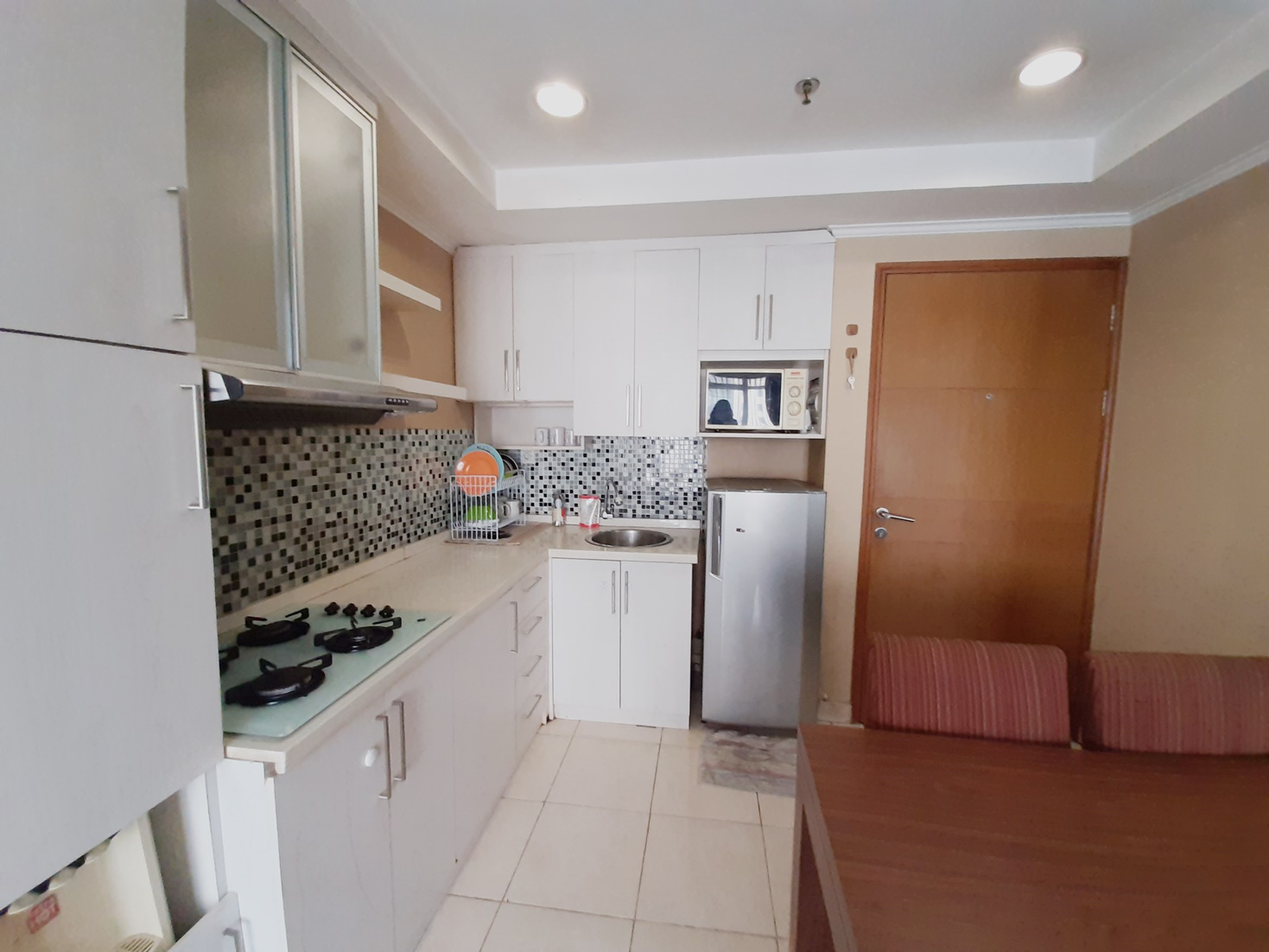Patria Park Apartemen 2 Bedroom Fully Furnished Good Furniture and View