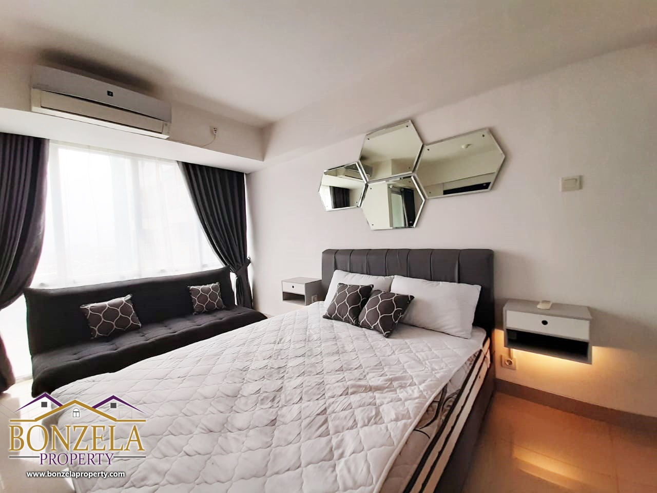 For Rent Apartement The H Residence / Harper MT Haryono