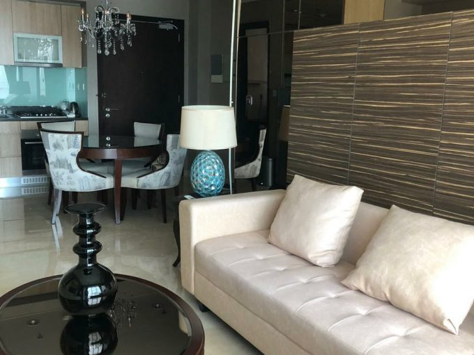 For Rent Apartemen Sky Garden Jakarta Selatan 2 Bedrooms Setiabudi